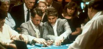 Casino scene in Rain Man